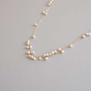 Random Pearl Necklace