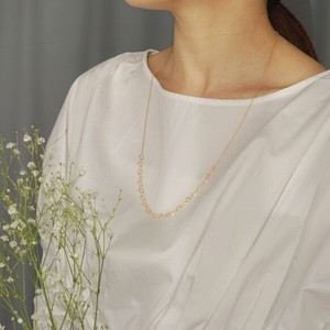 〔14kgf〕リングリングネックレス (necklace)