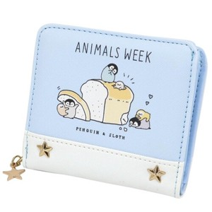 Wallet ANIMALS PEN Clamshell Wallet