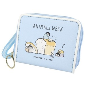 Coin Purse ANIMALS PEN Coin Commuter Pass Holder