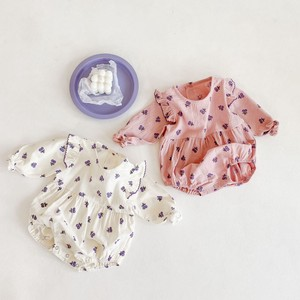 Korea Baby Net Attached Blueberry Lace Rompers Hats & Cap Frill Scandinavia