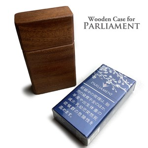 [LIFE] Wooden Case for Parliament パーラメント専用
