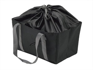 Water-Repellent Processing type Bag Black