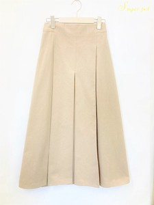 S/S Skirt Line Tuck Skirt Lining Attached