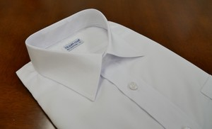 Dress Shirt White CLUB