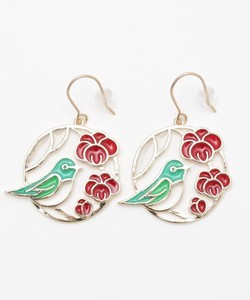[2021 New Product] Four Seasons Pierced Earring