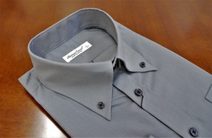 Color Dress Shirt Gray