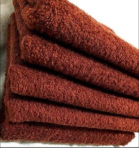 大阪泉州産 300匁 高級綿糸コーマコットンフェイスタオル 【特徴:極め細やかで柔らかく優しい肌触り】