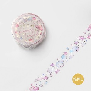 20 Washi Tape 20 Soap Bubble