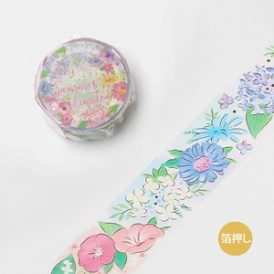 20 Washi Tape 20 Flowers 20mm*5m