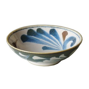 Blue Arabesque Mini Dish Made in Japan made Japan