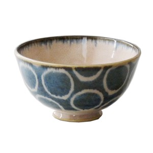 Blue Bowl Made in Japan made Japan