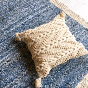 Weaving Cushion Cover Fringe [2021 New Product]