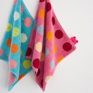 20 S/S Colorful Candy Wash Towel Towel Collection