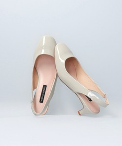 Square Bag Band Pumps