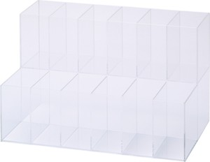 Acrylic Tools/Furniture 2 Steps Wide