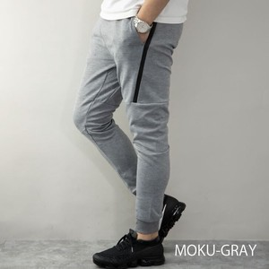 [2021 New Product] Sweat Pants Men's Switching ponte fabric Sweat Sweat Pants Pants