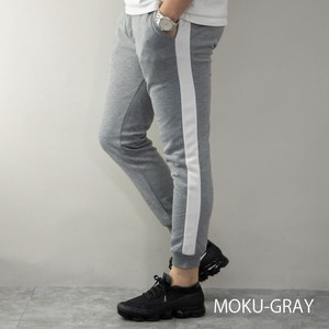 [2021 New Product] Sweat Pants Men's Line ponte fabric Sweat Pants Pants