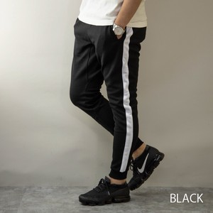 [2021 New Product] Sweat Pants Men's Line ponte fabric Sweat Pants