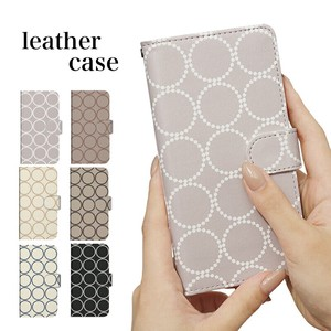 Smartphone Case iPhone Each Type Leather