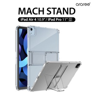 iPad Air iPad Pro Inch Stand Case Clear