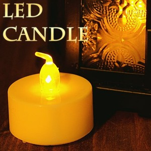Candle LED Candle Light Clear Type