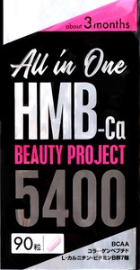 【HMBビューティープロジェクト】All in one HMB Beauty project ダイエットサプリ ダイエット食品