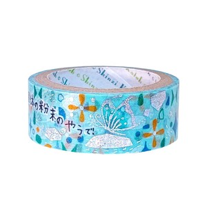 Washi Tape Fairy tale Glitter Washi Tape Foil Stamping Made in Japan