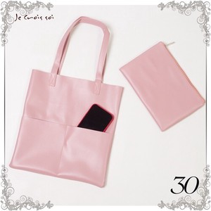 Bag Material Tote Bag Pouch Attached