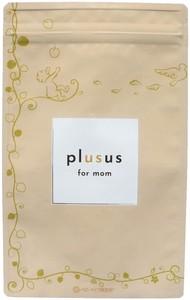 【 母乳育児サポートサプリ】【医師・薬剤師W監修】無添加 plusus for mom 120粒 約30日分