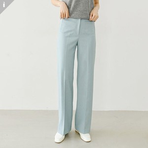 Pocket Pants Wide Fit Long Pants