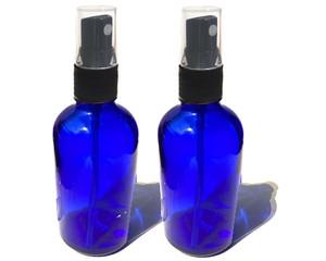 スプレー空容器 100ml 青色遮光瓶[アロマや香水の 詰め替え用アトマイザー 化粧用 ]