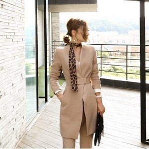 Suits Pants 2 Pcs Set
