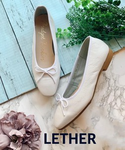 Bird Leather Ballet Shoes