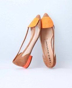 SC Color Heel Pumps