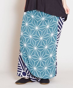[2021 New Product] Wrap wide pants