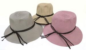 ブレードリボンハット レディース・メンズ 春夏帽子