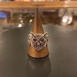 Owl Ring [2021 New Product]