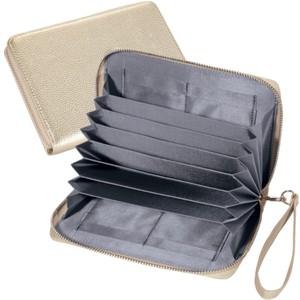 通帳ケース 磁気防止 大容量 カード12枚 通帳入れ 革 レザー レディース RFID パスポート カード/ TC1