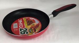 マーブルコートフライパン26cm こびりつきにくい お手入れ簡単 少ない油でヘルシークッキング