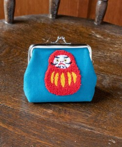 [2021 New Product] Embroidery Folk Craft Coin Purse