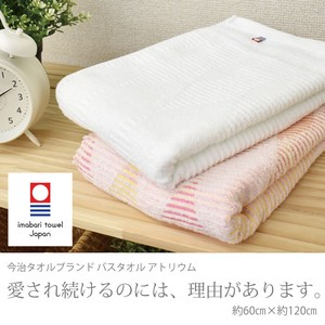 IMABARI TOWEL Bathing Towel Imabari IMABARI Made in Japan 100 White