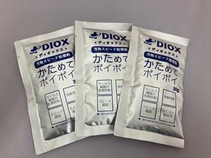 スピード汚物凝固処理剤 DIOX かためてポイポイ30g (旧品名オブツポイポイ)