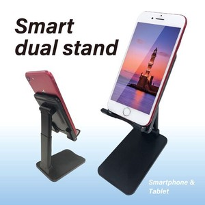 Smartphone Stand Tablet Table-top Folded Slip Freedom Adjustment Expansion Portable Stand