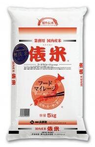 【送料無料】米 お米 無洗米 ブレンド米 国産俵米5kg