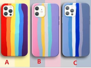 3 Colors iPhone iPhone PRO Case