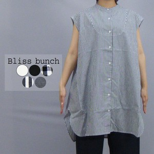 [2021 New Product] Cotton Plain-woven Sleeve Shirt Tunic