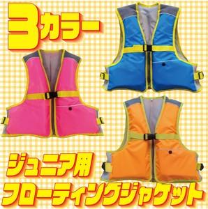 フローティングジャケットJr(子供用)ノーマル