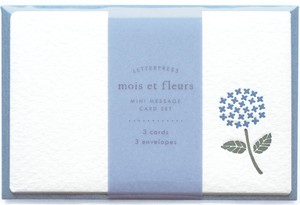 fleur Message Card Set