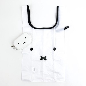 Eco Bag Size M Storage Pouch Attached Miffy